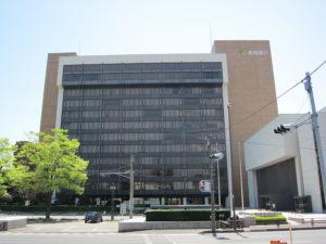 群馬銀行本店(Wikipediaより)