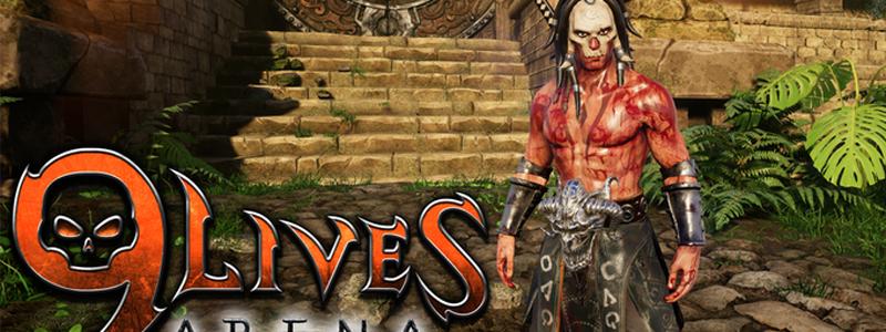 【9Lives Arena】が、DAppsゲームの概念を覆す