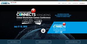 Blockchain Gamer Connects Hong Kong