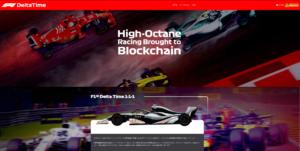 F1®Delta Time公式サイト