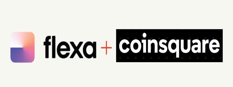 カナダ最大の仮想通貨取引所Coinsquare 仮想通貨決済のFLEXAと提携を発表