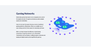 MaticNetwork:Usecases Gaming Networks