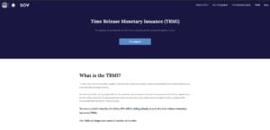 TRMIについて(SOV Development Foundationより)