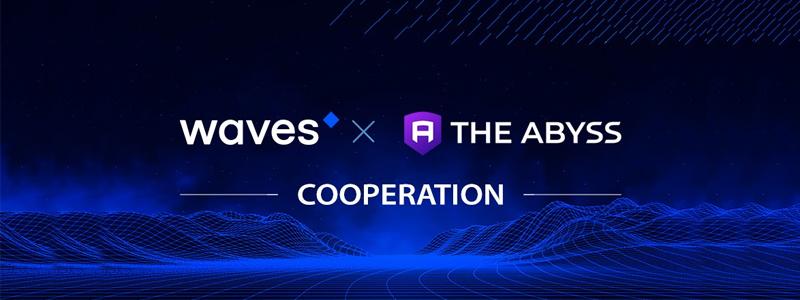 ゲームプラットフォームのThe Abyssがウェーブス(Waves)と提携しゲーム内アイテムの取引所を開設