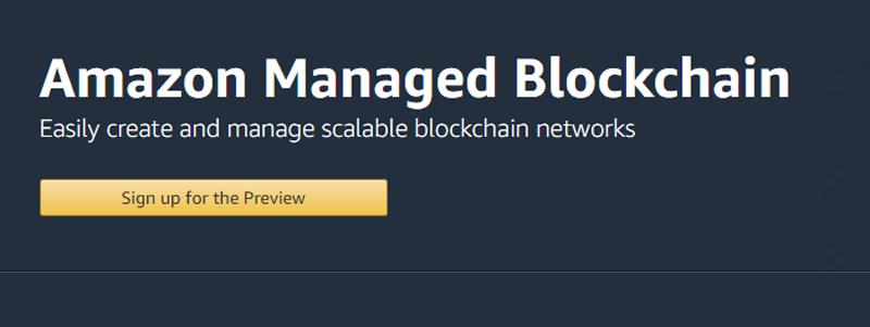「Amazon Managed Blockchain」はブロックチェーン普及への大きな一歩となるか?