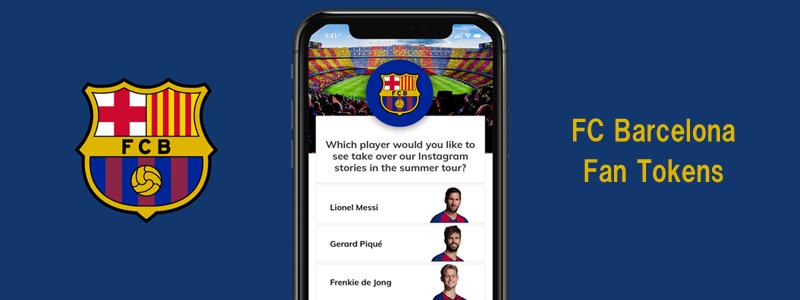 スペインサッカー強豪のバルセロナが3億人にも及ぶファンに向けトークンを発行