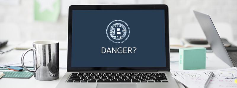 仮想通貨取引は危険、怖いと思っている人は何が怖いのかとその対策