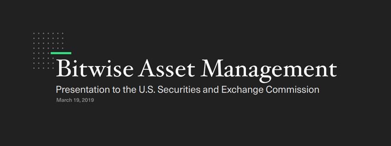 取引量の水増しする疑わしい仮想通貨取引所|ETF申請のBitwise詳細レポート