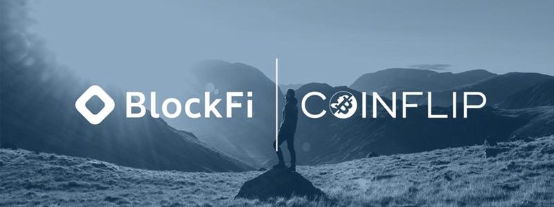 レンディングサービスのBlockFiが全米で展開するATMのCoinFlipと提携