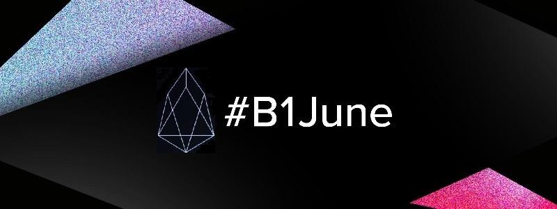仮想通貨EOSの開発スタートアップBlock.One 今週末の6月1日にイベント開催