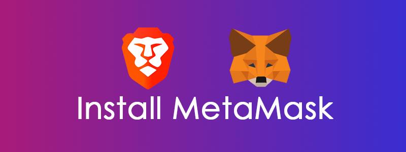ブレイブブラウザを日本語化してメタマスク(MetaMask)をインストールする方法