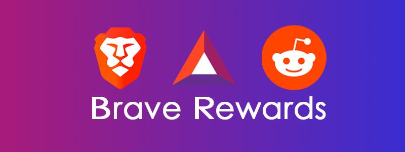 ブレイブブラウザ(BraveBrowser)開発版、Reddit個別記事にチップ機能を追加