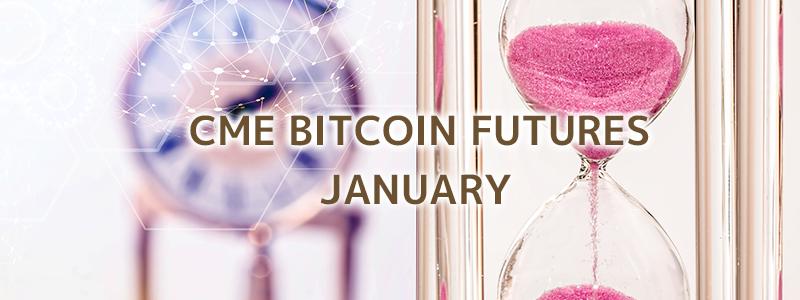 1月31日、CMEのビットコイン先物決済日