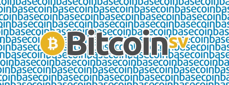 米取引所Coinbase(コインベース)BSVは取り扱わず外部送金のみ可能に