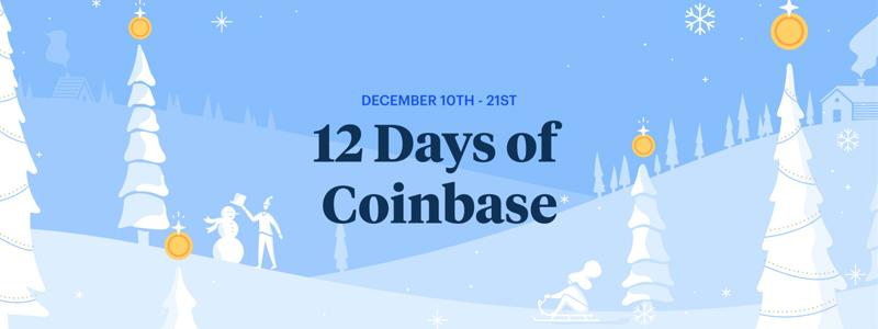 米取引所Coinbase(コインベース)が12日間イベントで試験事業発表