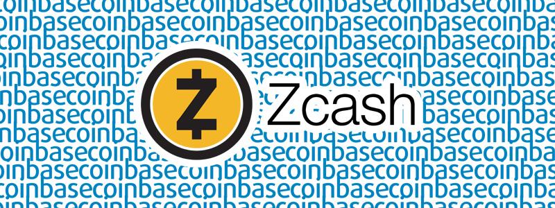 CoinBase(コインベース)に匿名通貨Zcash(ジーキャッシュ)が上場