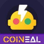 仮想通貨取引所COINEAL