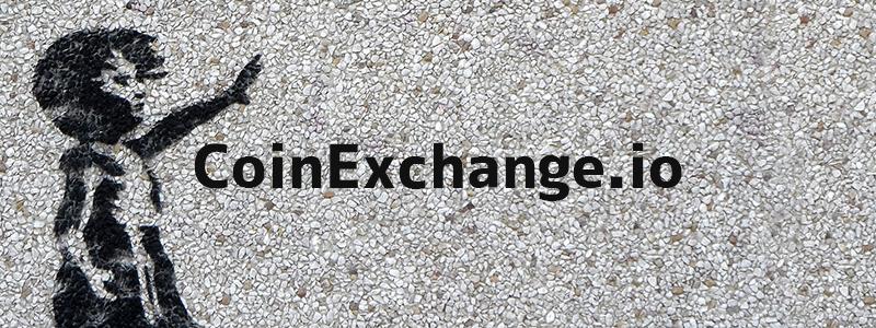 草コイン取引所、CoinExchange.ioがサービス終了を発表