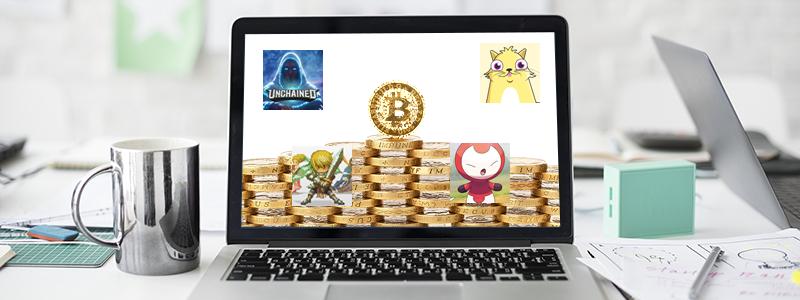 コンセンシス、稼げるブロックチェーンゲームをブログで公開