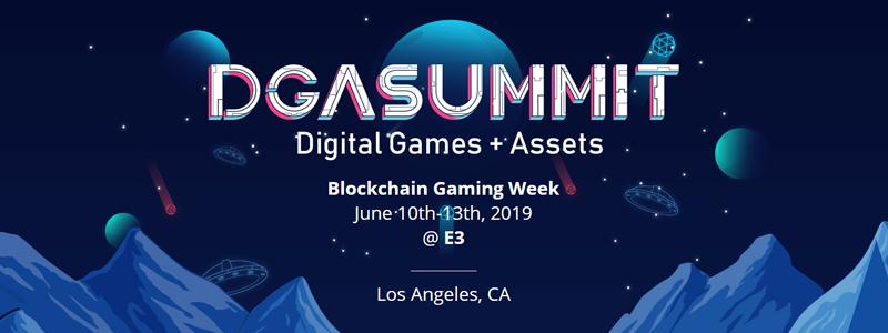 E3初のブロックチェーンゲームステージを仮想通貨MATIC発行元のMaticNetworkが後援