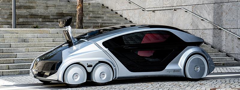 IOTA、国際モーターショー(IAA)で発表される多機能コンセプトカー「EDAG CityBot」で採用