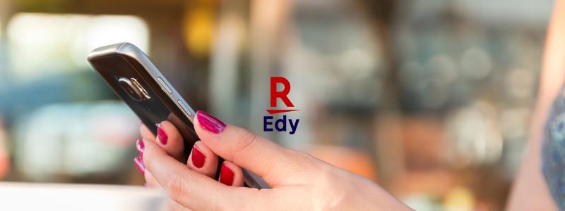 楽天Edy iPhoneでポイント受け取りが可能に|NFC機能付きの端末専用