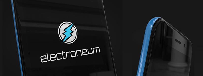 イギリスElectroneum(エレクトロニウム)から80ドル(約8800円)のアンドロイドスマートフォンが発売