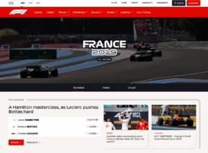 F1:FRANCE2019