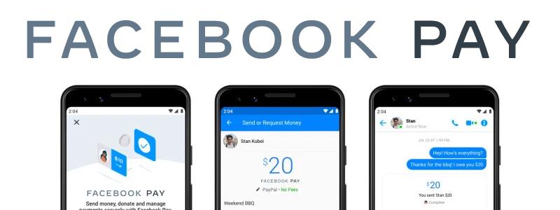 米フェイスブック、Facebook Payの提供開始を発表