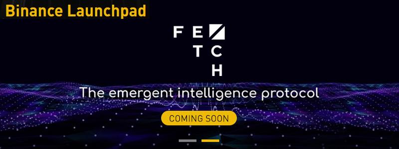 バイナンスローンチパッド第2弾「Fetch.AI」トークンセール販売レート発表。気になるその行方は?