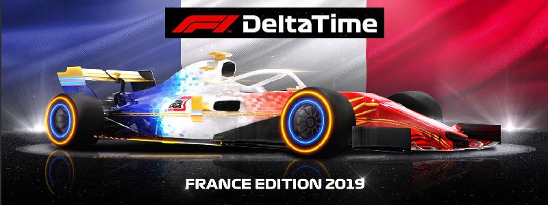 F1® Delta Time 3回目のNFTオークションに出品されるF1カー「France Edition 2019」を発表