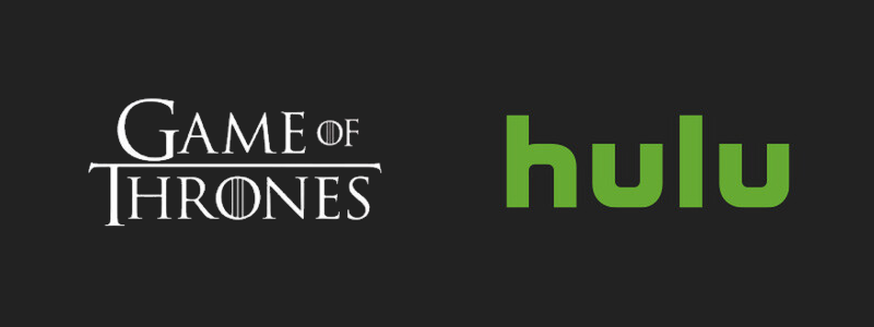 Hulu(フールー)で「ゲーム・オブ・スローンズ(GOT)」が観れる