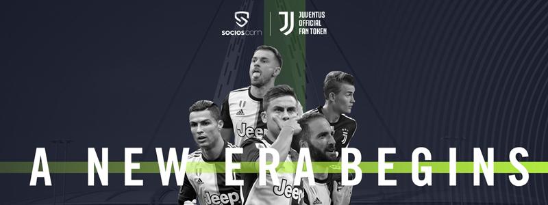 イタリアサッカー強豪のユベントスが発行したトークンにて投票を実施しテーマソング決定