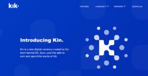 Kin公式サイト