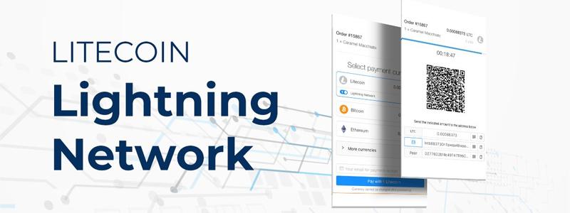 市場価格が上昇 Litecoin(ライトコイン)のライトニングネットワークが浸透