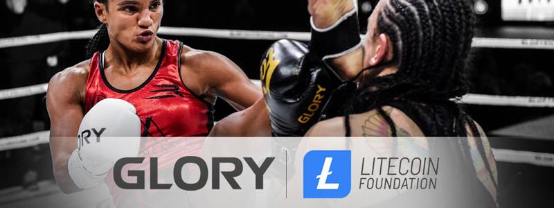 ライトコイン財団、キックボクシング団体「GLORY」とパートナー締結。ライトコインは格闘技の道へまっしぐら?
