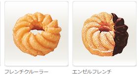 対象のドーナツ