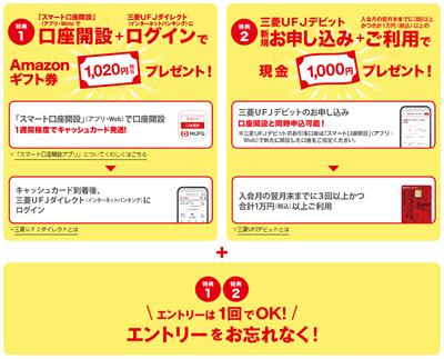 インターネット バンキング 三菱 ufj ダイレクト