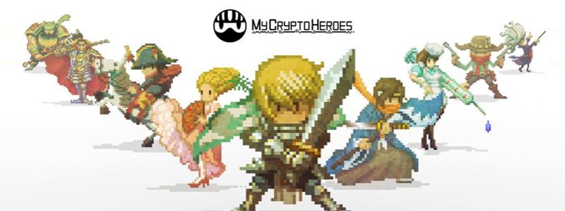 仮想通貨取引所コインチェックがブロックチェーンゲームのマイクリプトヒーローズとコラボキャンペーンを実施