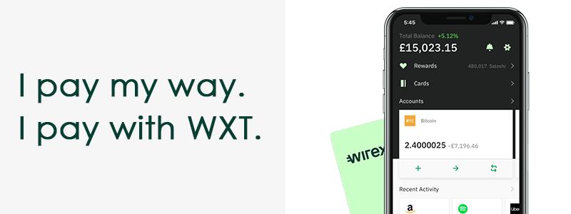 OKJumpstart第4弾、非接触Wirex Visaカードを発行したWirex