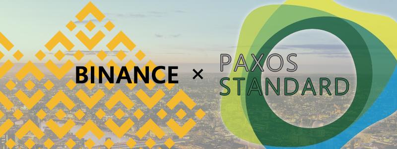 取引所大手Binance(バイナンス)、ステーブルコインPAXの手数料無料キャンペーン