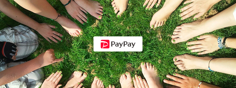 PayPay(ペイペイ)きせかえ購入を通じてコロナ感染防止支援のピースウィンズ・ジャパンへ寄付