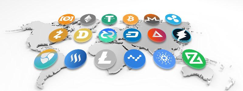 世界各国の仮想通貨に関する規制、法整備の動きまとめ
