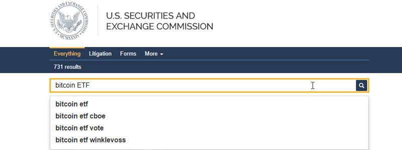 米証券取引委員会(SEC)最初のビットコインETF承認は早くても年明け?
