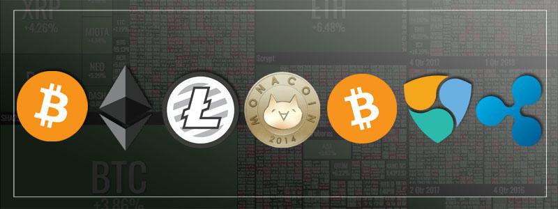 注目のブロックチェーン/仮想通貨