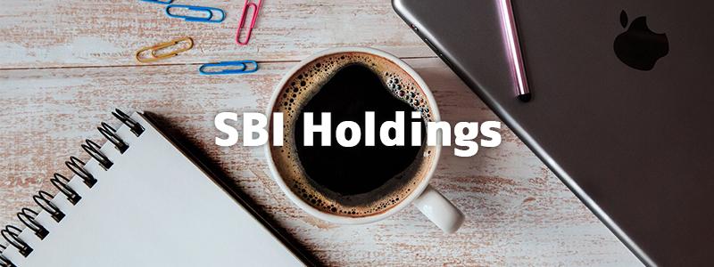 SBIホールディング、デジタルアセット関連が好調
