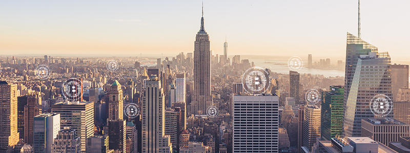 暗号資産市場、機関投資家が本格的に参入してくる