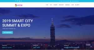 SMART CITY SUMMIT&EXPO公式ページ