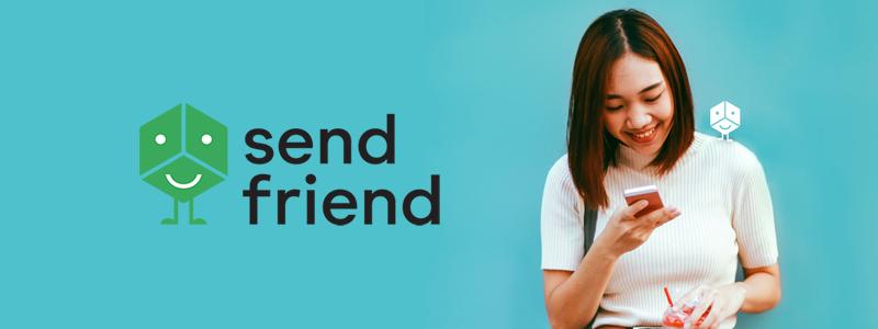 フィリピンコミュニティ発リップルを使った国際送金サービス「センドフレンド(SendFriend)」