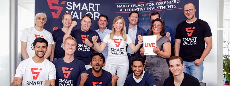 スイスのクリプトバレーで認可された仮想通貨取引所SMART VALORが稼働